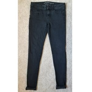 American Eagle jegging super stretch 8